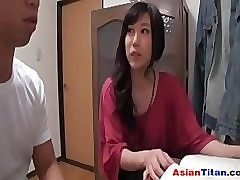 Asian Housewife In all directions A Chubby Purfling limits wide overseas