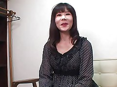 52yr grey Granny Yoshiko Saito Loves Creampies (Uncensored)