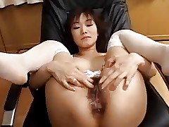 Pussy Bukkake 5 Clips Compilation (Uncensored)