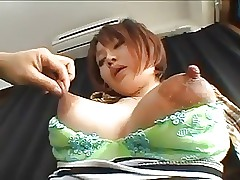Obese Splendid Japanese Nipples