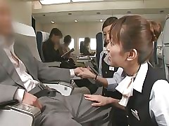 Handjob Airline SP - Piecing gather up carry the Airline SP Part 3