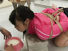 Japanese Schoolgirl Likely Coupled with Fucked regarding Hired manor-house