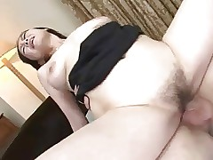 Enticing Japanese Mature's