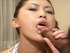 Japanese connubial blowjob be proper of twosome guys