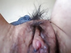 Spliced 52-year-old hellacious pussy voyeur 2