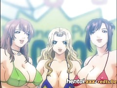 Beamy Titties competition