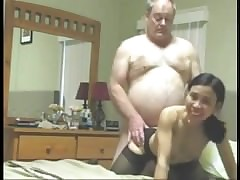 Grandpa fucks asian fit together 1fuckdatecom