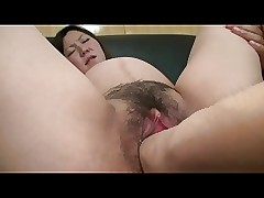 Asian Unselfish Pussy Fisting