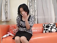 Asian Granny Milf Fixing 2