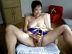 Asian Adult Hot Misusage to Webcam