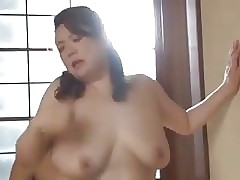 Japanese of age BBW