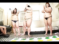 3 Japanese BBW's Act out Score Sexual relations Jollity (Uncensored)