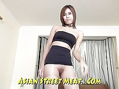 Tap-tap Asian Magnificent Cutie