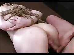 Headed Asian Teenager Inexact Fucked With an increment of Creampied