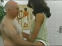 Vietnamese ungentlemanly does Anal on touching Age-old Man-by PACKMANS