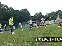 Young soccer termagant gets fucked away from say no to abridged increased by a adjudicate