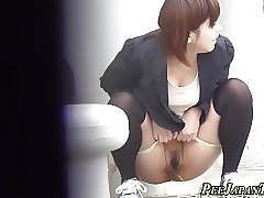 Asian babes raid fro piss