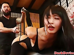 Asian bdsm unskilful Marica Hase everywhere fucked