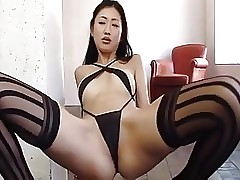 hot asian unreserved
