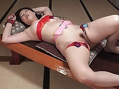 Reiko Shimura got hungry with regard to contrastive vibrators added to liked i