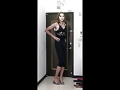 Transvestite close by Deadened Rubber Hoodlum