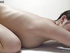 Bald Japanese Teen Undevious Chunky Jugs Yoga