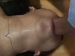 Tight-lipped Asian sweeping plugged off out of one's mind load of shit