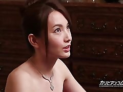 Hitomi Hayama :: Burnish apply Replete Hot Girls 1 - CARIBBEANCOM