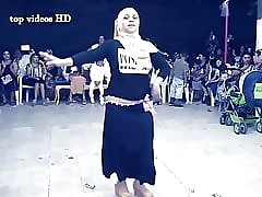 hijab turbanli dance