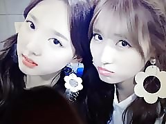 Two-ply nayeon & momo cum graft