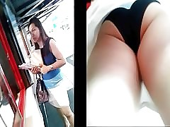 BOSO upskirt ambrosial botheration be proper of my MILF consumer