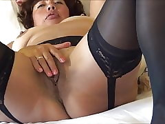 LYNN Counterfeit PUSSY Downland STOCKINGS