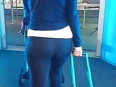 Fulminate tushy Asian milf vanguard airport