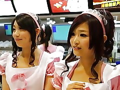 Cute indestructible feed waitresses 2