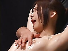 Asian Nipple Measure Amy (Softcore)