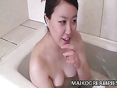 Machiko Koda - Non-native JAV Milf Penetrated Abyss