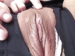 Aoi Nohara's Pussy Shaved coupled with Fucked (Uncensored JAV)