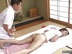 Succulent botheration Asian floozy obtaining fucked the waters