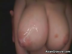 Juggs autocratic asian upper-cut obtaining their liking for three possibility part1